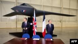 David Cameron dhe Francois Hollande