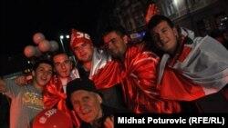 Sa predizbornog skupa SDP BiH, 2. oktobar 2010, ilustrativna fotografija