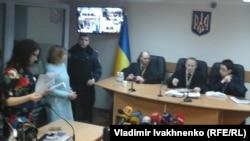 Суд Киева слушает дело россиян Ерофеева и Александрова