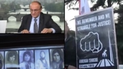 RFE/RL's Armenian Service Awarded for Genocide Remembrance Day Coverage