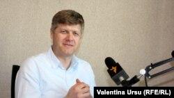 Analistul politic Veaceslav Berbeca