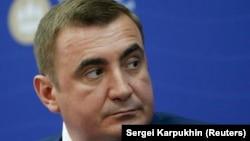 Губернатор Тульской области и бывший охранник Владимира Путина Алексей Дюмин