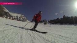 На лыжах на одной ноге: история уникального спасателя в Чимбулаке
