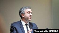 Marko Čadež na poslovnom forumu, foto: Vesna Anđić