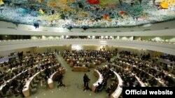 Совет за човекови права на ОН.