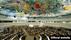Cenevrə - BMT İnsan Haqları Komitəsi