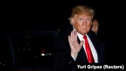 Președintele american Donald Trump