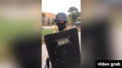 Спецназ в Кой-Таше.