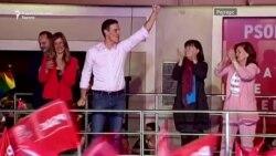 На изборите во Шпанија победија социјалистите
