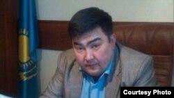Нуртуган Музамелов, аким Талапкерского сельского округа.