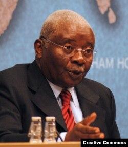 Президент Мозамбика Арманду Гебуза