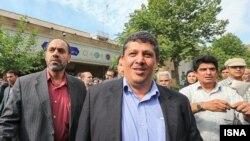 مهدی هاشمی در نخستین جلسه دادگاه