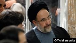 محمد خاتمی، رییس جمهوری اسبق ایران،