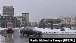 Архивска фотографија: Снег во Тетово