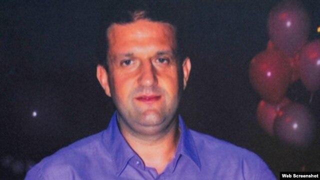 Drug smuggling suspect Darko Saric (file photo)