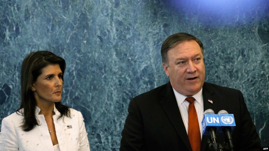 آمریکا خواستار اجرای کامل تحریمها علیه کره شمالی شد