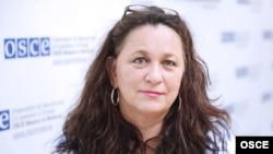 Jennifer Leigh Brush, şefa miisunii OSCE din Republica Moldova.