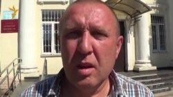 Андрей Сабинин - адвокат Дарьи Полюдовой - о переносе слушаний
