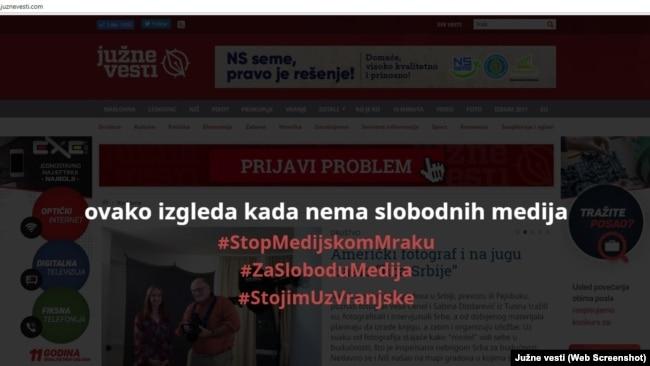 Mediji u Srbiji: Mrakom protiv mraka
