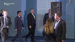 Помпео - Борбата со корупцијата клучна за членството во НАТО и ЕУ