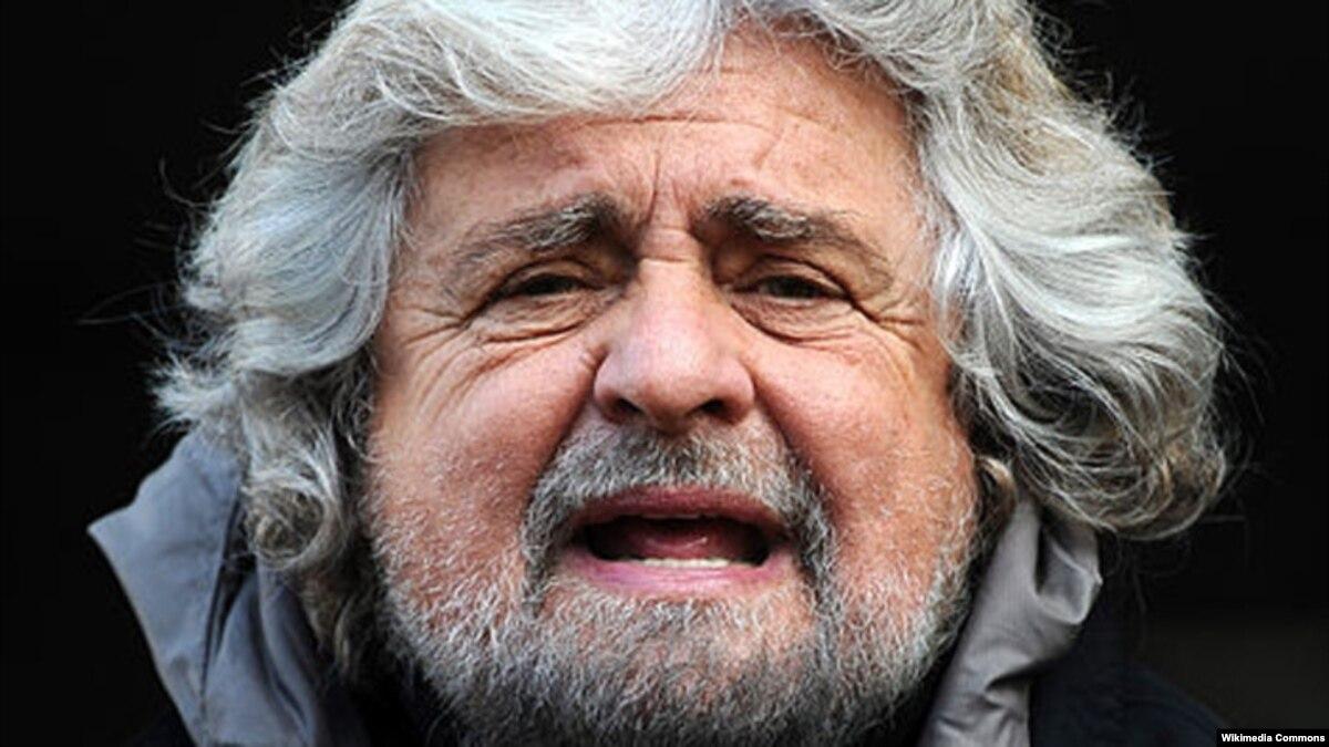 «Зеленский по-итальянски». История комика, который пошел в политику