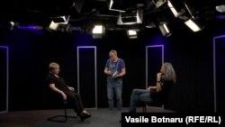 Vasile Botnaru, Maria Pilchin, Emilian Galaicu-Păun