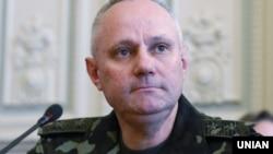 Генерал-лейтенант Руслан Хомчак, начальник Генштабу – головнокомандувач Збройних сил України (архівне фото)