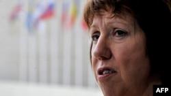 Верховний представник ЄС із закордонних справ і політики безпеки Катрін Аштон