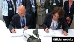 До сих пор неизвестны детали и первого договора с французской стороной, в результате которого Грузия, предположительно, приобрела мобильную радиолокационную станцию среднего радиуса действия GM 200