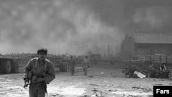 سربازی در خرمشهر