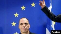 Міністр фінансів Греції Яніс Варуфакіс