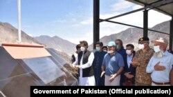 Pakistan Prime Minister Imran Khan kicks of construction of Diamer Bhasha Dam on July 15.