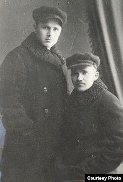 Гаўрыла і Максім Гарэцкія. 1926
