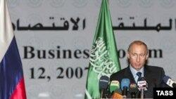 На бизнес-форуме в Саудовской Аравии речь шла о нефти, газе и финансах