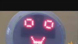 Темирден жасалган Темирбек аттуу робот