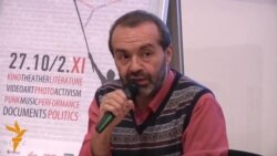 Виктор Шендерович на фестивале Kulturus