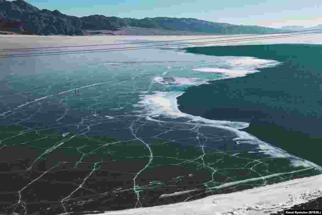 Орто-Токойское водохранилище построено еще в 1956 году. Это первый в Кыргызстане объект такого рода.