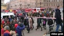Nga një kërcënim i mëparshëm anonim ishte mbyllur metroja në qyetin Shën Petersburg në Rusi