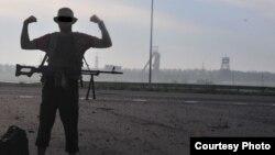 Командир 3-ї роти 5-го окремого батальйону ДУК ПС «Івіч»