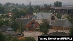 Наводнение в Крымске, 7 июля 2012