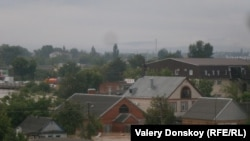 Залитый водой Крымск