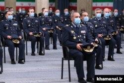 دیدار فرماندهان نیروی هوایی ارتش با رهبر جمهوری اسلامی در ۱۹ بهمن ۹۹
