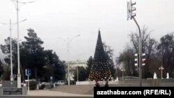 Aşgabat. Dekabr, 2019.