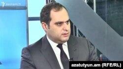 Председатель Палаты адвокатов Ара Зограбян (архив)