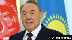 Қазақстан президенті Нұрсұлтан Назарбаев. Астана, 20 қараша 2015 жыл.