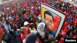در انتخابات مهرماه ۱۳۹۱، هوگو چاوز با غلبه بر رقیب خود، انریکه کاپریلس، توانست بار دیگر به ریاست جمهوری برسد.