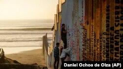 Zid na granici Meksika i SAD