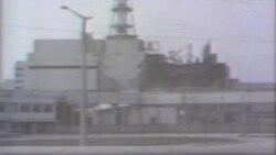 Советское телевидение об аварии в Чернобыле