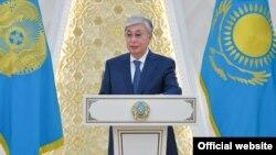Қозоғистон президенти Қасим-Жўмарт Тоқаев
