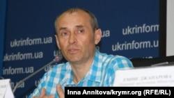 Експерт Українського регіонального центру прав людини Роман Мартиновський